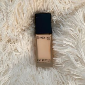 Brand new light colored foundation